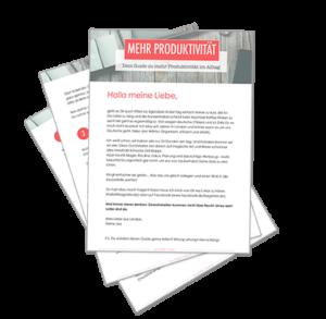 Tipps für mehr Organisation und Produktivität
